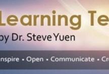 Learning Technologies / by Steve Yuen
