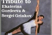 Ekatarina Gordeeva and Sergei Grinkov / Love, Beauty and Grace / by Jo Michelin