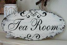 { Tea Rooms } / by harkiran sodhi