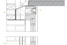 architecture_DETAIL DRAWINGS / This is an attempt to collect some of the best architecture detail drawings as a reference library for our students at the bartlett school of architecture london.  / by StorpWeber