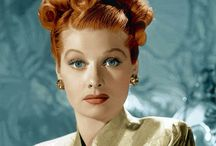 Lucy / Stunning Beauty of Lucille Ball / by Patricia