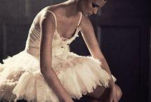 { ballet } / Ballet, ballerina's, ballet inspired fashion. Dance & ballet art.  / by S H E L L I E