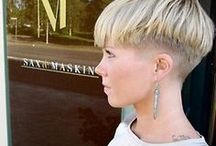 Hair. / by Liberty van der Linden