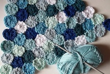 Crochet (Stitches & Motifs) / by The Constant Thread