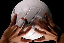 Eat it, Breath it, Live it: Volleyball / by Maegan Garner