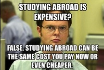 Study Abroad Humor / by Towson University Study Abroad Office