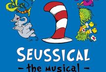Seussical!!!! / The best show I have ever put on. Forever Gert.  / by Megan K