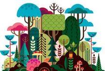 ostirala tropikal / by Alex Orbe