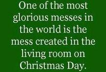 Holiday Decor/Crafts / by Tina Hender