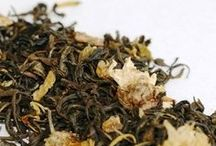 Green Tea / Green Tea Blends / by Iceni Tea, LLC