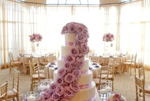 Amazing Weddings Cakes / This is the best part of a Wedding... / by Rachel Leroy