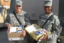 Soldier Care Packages / by Michelle