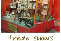 Trade show / by Red Persimmon Imports - Katrina Ulrich