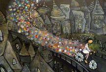 Illustrations I like! / by Louisa Higgins