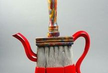 Wacky (Cool) Teapots / Pictures of tea pots were found on the internet. Credit/location will be given if available. Sorry, we do not sell these tea pots. / by Iceni Tea, LLC