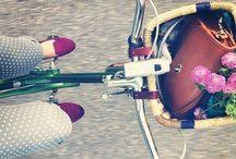 bikes ,& wills , / by Emerald ,,, Retromama!!