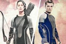 The Hunger Games trilogy / by Amanda Hill