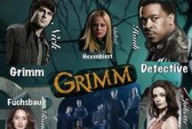 GRIMM-TASTIC!! / Everything to do with the T.V. show Grimm!!   PLEASE NO MASS PINNING UNLESS YOU ARE FOLLOWING THIS BOARD! MASS PINNERS WILL BE BLOCKED!!!  / by Sharon Emmons-Mason