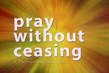 PRAYER ... / by Jacci Copeland