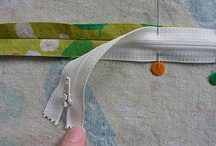 Sewing Tips & Ideas / by Patricia Allen