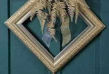 Holiday Framing Decor / by pictureframes.com - What Inspires You?