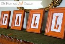 Falling for Decor / by pictureframes.com - What Inspires You?