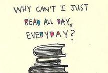 Books / by Jenna Mayer