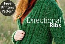 Season 3 Free Knitting Patterns (Knit and Crochet Now! ) / Free knitting patterns featured in season 3 of Knit and Crochet Now! TV. / by Knit and Crochet Now!