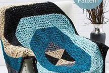 Season 3 Free Crochet Patterns (Knit and Crochet Now! ) / Free crochet patterns featured in season 3 of Knit and Crochet Now! TV. / by Knit and Crochet Now!