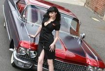 Pin-ups & HotRods - Rockabilly Shows / Joining the best Pin-ups and Rat Rods of every kind in unique and exciting Rockabilly shows! Vrumm... Vrumm... we most like the part - They See Me Rollin'. Special invitations to the Vintage Life Fans and Pin-ups models - modern and vintage, tattooed or not. Top quality and selected pins linked to the sources, please. Thanks. / by Magnuslicious {Sweet favorite beauty}