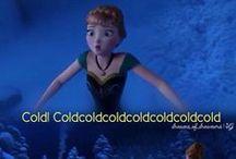 Frozen!!!!!! / by Bridget Sheehan