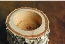 Wood / by Eileen Korpi