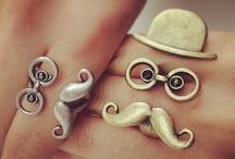Jewelry / by Laura Katherine Miranda Contreras