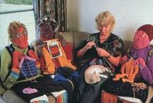 Knitting / by Daphne Holthuis