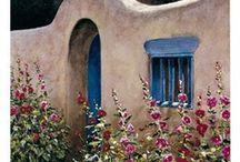 Southwest / Adobe / by Karla Johnson