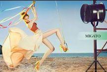 MIGATO Campaign Spring-Summer 2012 / Client:MIGATO  Creative Direction/production/Concept by Parallax adv. www.parallaxadv.eu   / by parallax adv.
