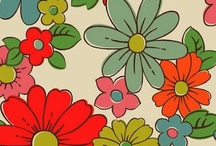 design // pattern / vintage and modern pattern designs for fabric and print / by Jessica Scarlett