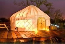Yurt Dreams & Kins Domain... / .....Someday...... / by Christine Elizabeth