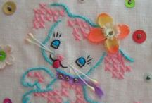 embroider this / embroidery designs and inspiring stitches / by Jessica Scarlett