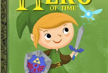 LOZ and Other Games / by Rosey Mae