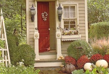 Gardening/Outdoor Ideas / by Susie Shaffer