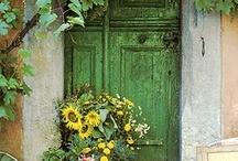 Doors / by Ruth Ann Williams