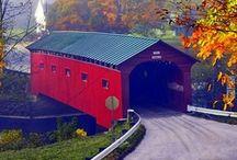 Covered Bridge! / by Jim Spagle
