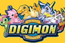Digimon / Me and my friend's childhood / by Arielle