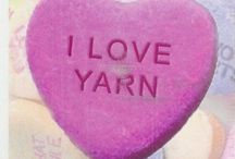 My Likes Yarn Stuff / by JL Bonnell