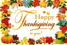 Thanksgiving / by Larry Killion