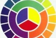 color wheel / by Sunday Rose Cakes