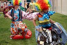 Circus/Carnival Birthday / by Terri