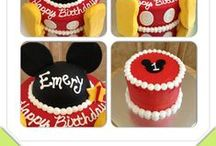 1st Birthday Cakes / by Terri
