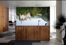 { Office Interior } / by Nolwenn B.